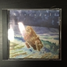 Rivendell - Starfish CDEP (M-/VG) -prog rock-
