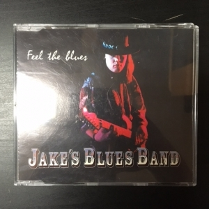 Jakes Blues Band - Feel The Blues CDEP (VG+/M-) -blues rock-