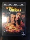 After The Sunset - Keikka Bahamalla DVD (VG+/VG+) -jännitys-