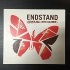 Endstand - Never Fall Into Silence CD (VG/M-) -hardcore-