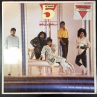 Five Star - Silk & Steel LP (VG-VG+/VG) -pop-