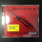 Queens Of The Stone Age - Songs For The Deaf CD (VG+/M-) -stoner rock-