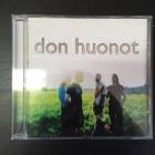 Don Huonot - Don Huonot CD (VG+/M-) -pop rock-