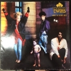 Thompson Twins - Here's To Future Days LP (VG/VG) -synthpop-
