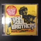 Original Funk Soul Brothers And Sisters! CD (VG+/VG+)