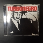 Turbonegro - Never Is Forever CD (VG/M-) -punk rock-