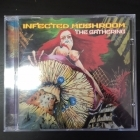 Infected Mushroom - The Gathering CD (VG+/M-) -psy-trance-