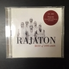 Rajaton - Best Of 1999-2009 CD+DVD (VG/M-) -pop-