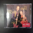 Chet Atkins And Mark Knopfler - Neck And Neck CD (M-/VG+) -roots rock-