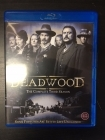 Deadwood - Kausi 3 (3 disc) Blu-ray (M-/M-) -tv-sarja-