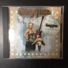 Booby Prize - Booby Prize CDEP (VG+/M-) -hard rock-