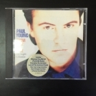 Paul Young - From Time To Time (The Singles Collection) CD (G/VG+) -pop rock-