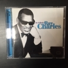 Ray Charles - The Definitive Ray Charles 2CD (VG/M-) -blues-