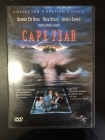 Cape Fear (1991) (collector's edition) 2DVD (VG/M-) -jännitys-