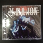 M.Ill.Ion - Electric (remastered) CD (avaamaton) -hard rock-