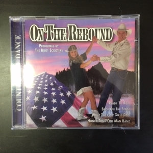 Boot Scooters - On The Rebound CD (VG+/VG) -country-