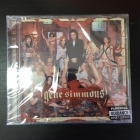 Gene Simmons - ***hole CD (avaamaton) (M-/M-) -hard rock-