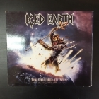 Iced Earth - The Crucible Of Man (Something Wicked Part 2) CD (M-/VG+) -heavy metal-