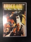 Bruce Lee - The Man, The Myth DVD (M-/M-) -dokumentti-