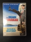 Mr. Bean lomailee DVD (VG/M-) -komedia-