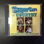 SuperStars Of Country CD (M-/M-)