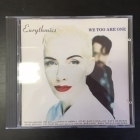 Eurythmics - We Too Are One CD (M-/M-) -synthpop-