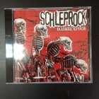 Schleprock - Learning To Fall CD (M-/M-) -punk rock-