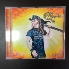 Elias Viljanen - Fire-Hearted CD (M-/M-) -prog metal-
