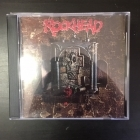 Rockhead - Rockhead CD (VG+/M-) -hard rock-