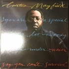 Curtis Mayfield - Never Say You Can't Survive LP (VG+-M-/VG+) -soul-