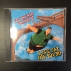 Live Fat, Die Young (Fat Music Volume V) CD (VG/M-)