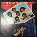 Commodores - In The Pocket LP (VG+-M-/VG+) -soul-