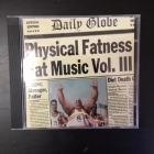 Physical Fatness (Fat Music Vol. III) CD (VG/M-)