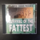Survival Of The Fattest (Fat Music Volume II) CD (VG+/VG+)