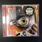 Michael Monroe - Sensory Overdrive (deluxe edition) CD (VG+/M-) -glam rock-
