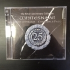 Whitesnake - The Silver Anniversary Collection 2CD (M-/M-) -hard rock-