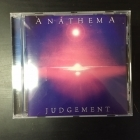 Anathema - Judgement CD (M-/VG+) -alt rock-