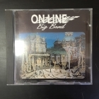 On Line Big Band - On Line Big Band CD (VG+/VG+) -jazz-