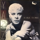 Yazz - Fine Time 12'' SINGLE (VG+/VG) -synthpop-