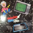 Video Kids - Woodpeckers From Space 12'' SINGLE (VG+/VG+) -synthpop-