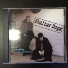 Shelter Dogs - We're Freeing A Nation CDEP (VG+/M-) -punk rock-