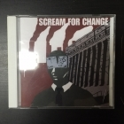 Scream For Change - Ghost Of Humanity CDEP (VG+/M-) -hardcore-