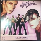 Village People - Renaissance LP (VG+-M-/VG+) -disco-