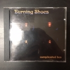 Burning Shoes - Complicated Lies CDEP (M-/M-) -melodic rock-