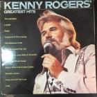 Kenny Rogers - Greatest Hits LP (VG+/VG) -country-