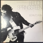 Bruce Springsteen - Born To Run (UK/69170/1975) LP (VG-VG+/VG+) -roots rock-