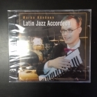 Marko Könönen - Latin Jazz Accordeon CD (avaamaton) -jazz-