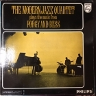 Modern Jazz Quintet - Plays The Music From Porgy And Bess LP (VG+/VG+) -jazz-