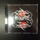 Hellacopters - Strikes Like Lightning CDEP (M-/M-) -garage rock-