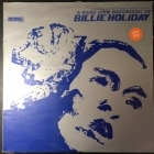 Billie Holiday - A Rare Live Recording LP (VG+-M-/VG+) -jazz-